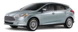 Ford Focus Electric 1