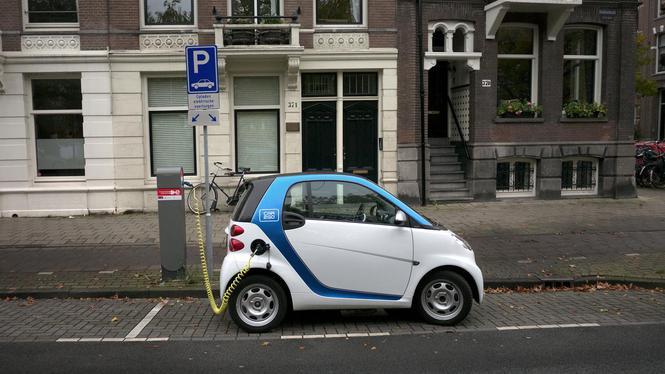 Elektrische Auto Veel Zwaarder Belast Dan Diesel Steinbuch