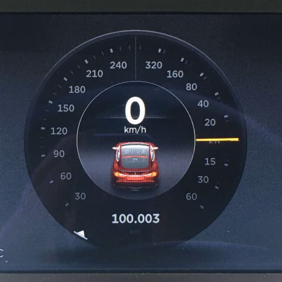 Onze Eerste 100 000 Km Elektrisch Rijden Steinbuch